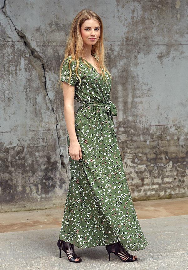 LINA MAXI DRESS