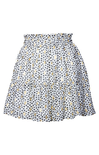 SAAR DOTTED SKIRT