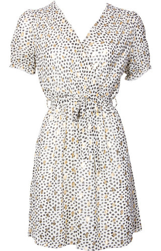 JOELLA DOTTED DRESS
