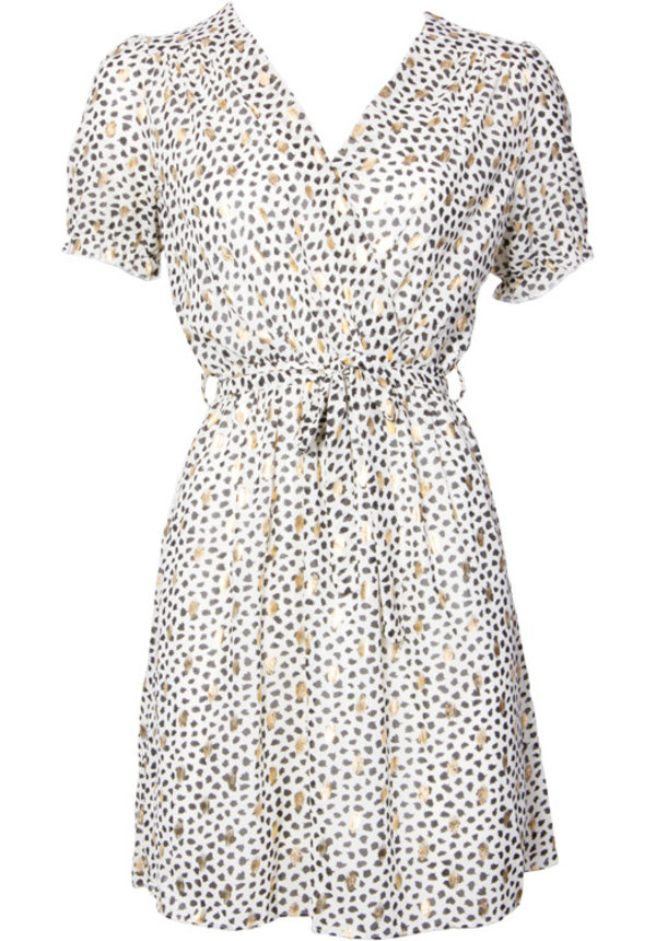 JOËLLA DOTTED DRESS