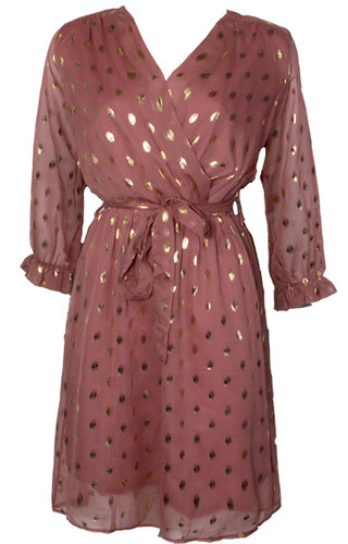 HELLEN DOTTED DRESS