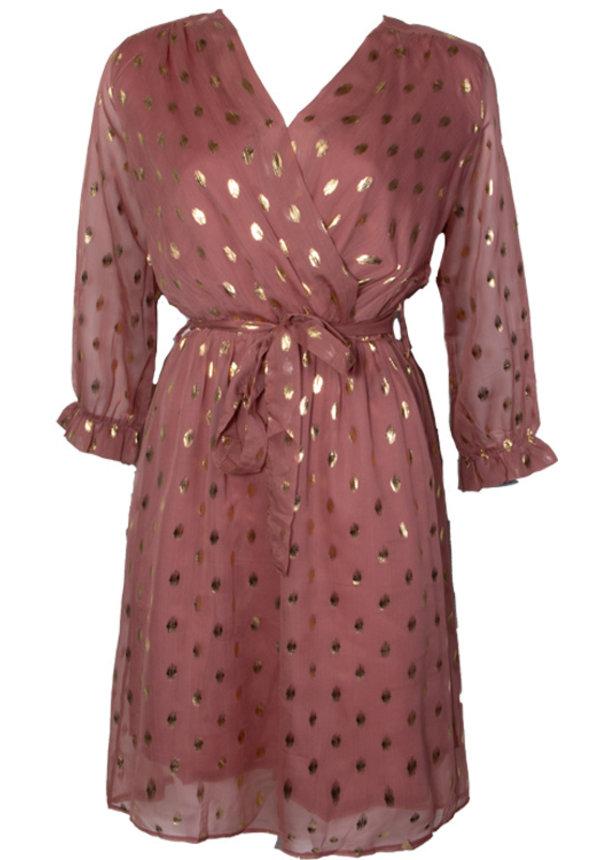 HELLEN DOTTED DRESS