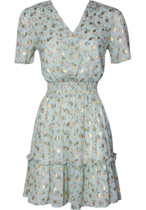 JENNA FLORAL DRESS