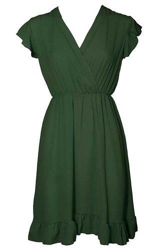SELMA CUTE FLARED DRESS