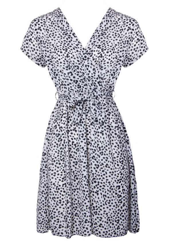 COCO STAINS DRESS