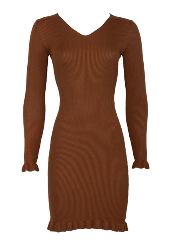 MYRA KNITTED DRESS