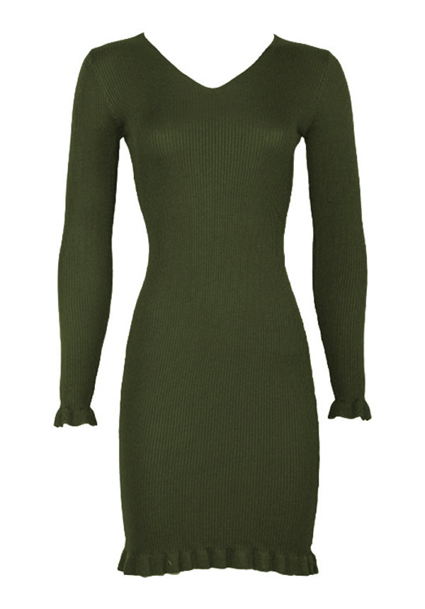 MYRA KNITTED DRESS