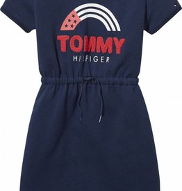 Tommy Hilfiger Sweat Shift Dress S/L