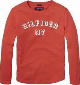 Tommy Hilfiger Essential Big Logo L/S