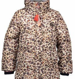 NONO Beer Leopard Printed Jacket