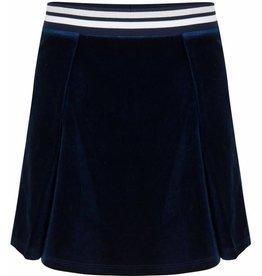 Indian Blue Jeans Velvet Skirt