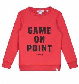Nik & Nik Game On Sweater