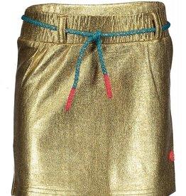 Kidz-art Girls Coated  Sweat Skirt