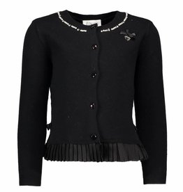 Le Chic Cardigan Plissee
