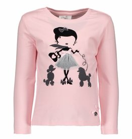 Le Chic T-Shirt Ls Girl