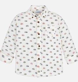 Mayoral L/s Fantasy Shirt