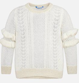 Mayoral Sweater Natural