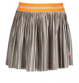 Kidz-art Velvet Plisse Skirt