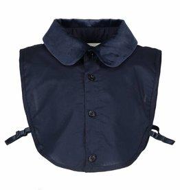 Le Chic Shirt Collar Velvet