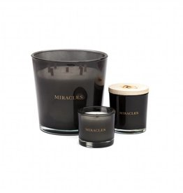 Miracles SCENTED CANDLE BLACK FOUGRE