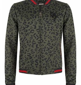 Indian Blue Jeans Sweat Bomber Panter