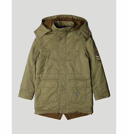Guess PARKA WITH FRONT POCKETS