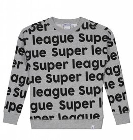 Nik & Nik AOP League Sweater