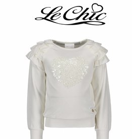 Le Chic Sweater With Hearth
