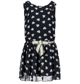 Le Chic Dress Sparkling Hearts