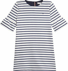 Tommy Hilfiger Stripe Shift Dress