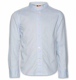 Ao76 Mao Oxford Shirt
