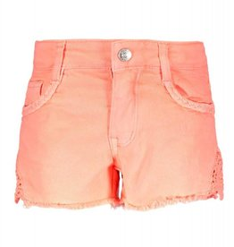 B.Nosy Short Pants With Lace On Sides