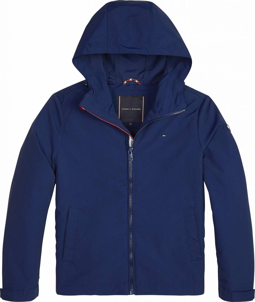 Tommy Hilfiger Packable Hooded Jacket