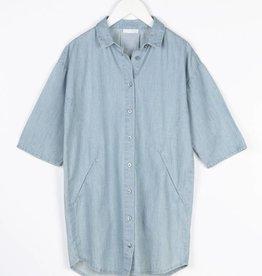 BY - BAR Bloeme Denim Dress
