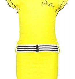 Like Flo Ruffle Dress