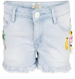 Indian Blue Jeans Denim Shorts Fant