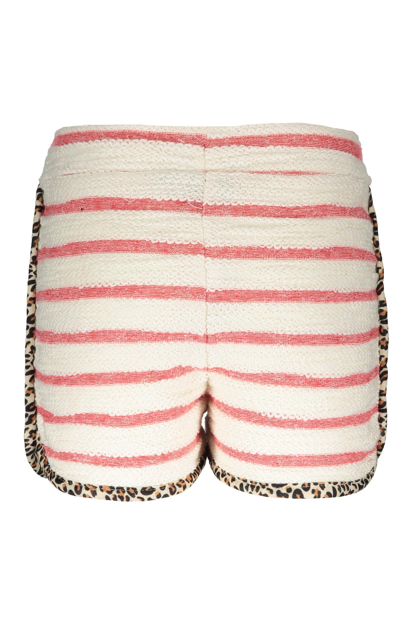 Like Flo Stripe Sweat Short