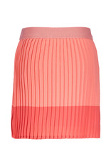 Like Flo Plisse Colourblock Skirt