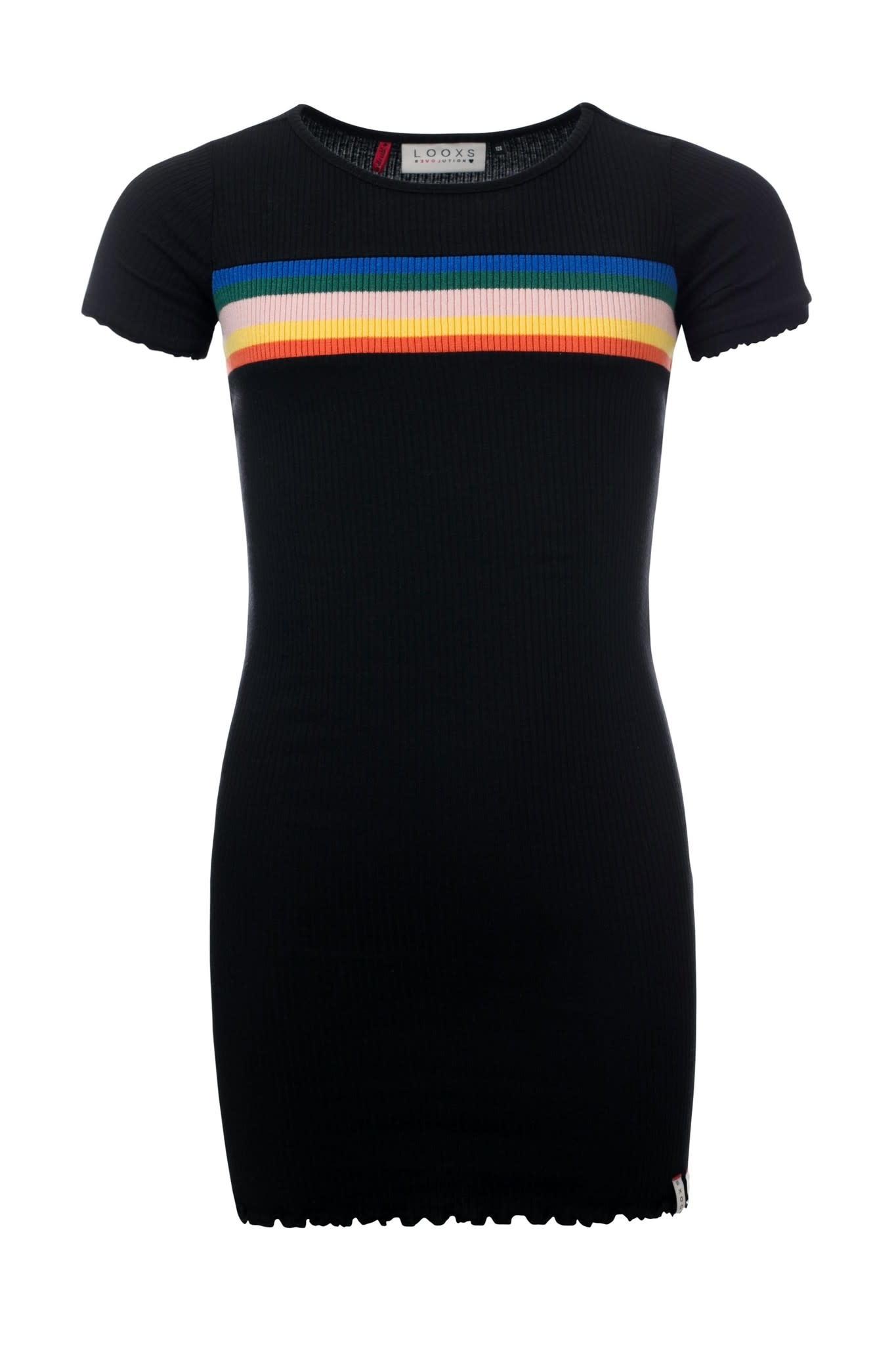 Looxs Rainbow Dress