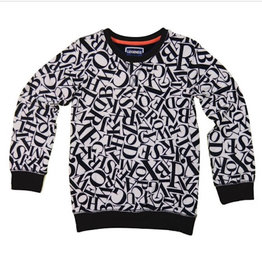 Legends Sweater Alphabet
