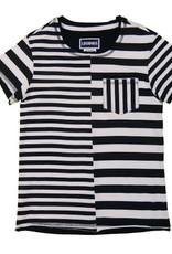 Legends Shirt Black Stripes