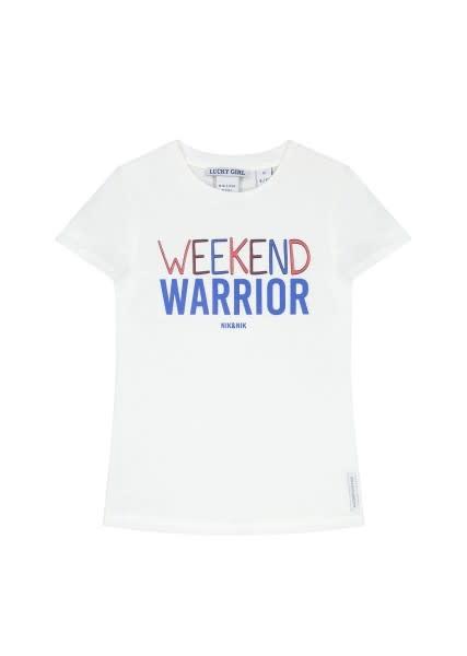 Nik & Nik Warrior T-Shirt