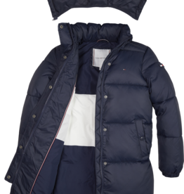 Tommy Hilfiger Extra Long Puffer