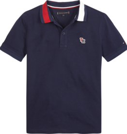 Tommy Hilfiger Flag Color Polo