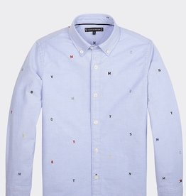 Tommy Hilfiger Embroired Oxford