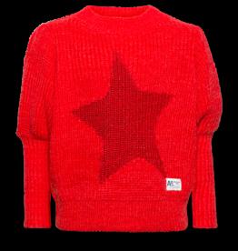 Ao76 C-Neck Loose Star