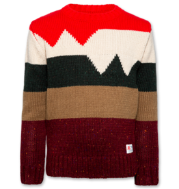 Ao76 Coloured Stripes