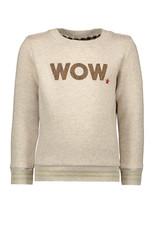 Like Flo WOW Oatmeal Sweater