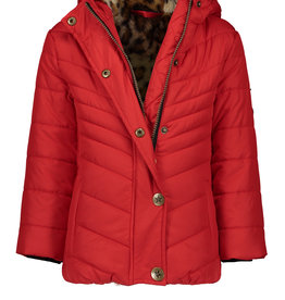 Like Flo Hooded Jacket F