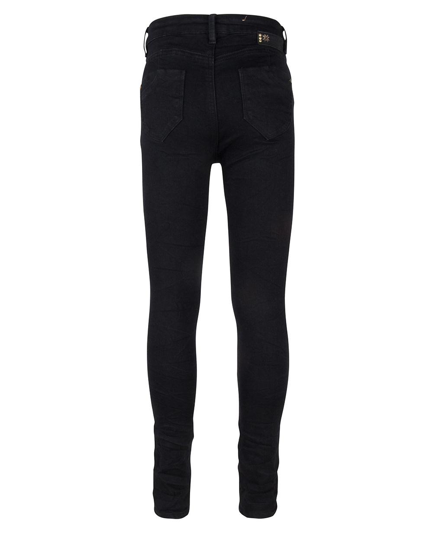 Indian Blue Jeans BLACK AMY HIGH WAIST